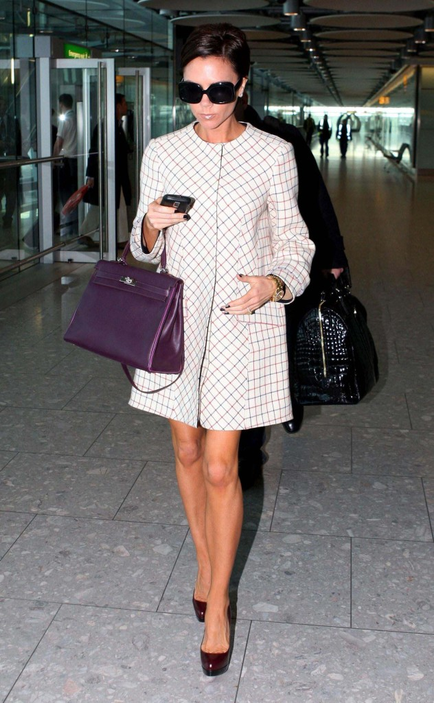Victoria Beckham Heathrow - London