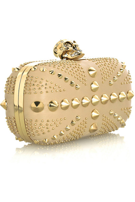 alexander mcqueen_brittania punk skull leather clutch_2jpg