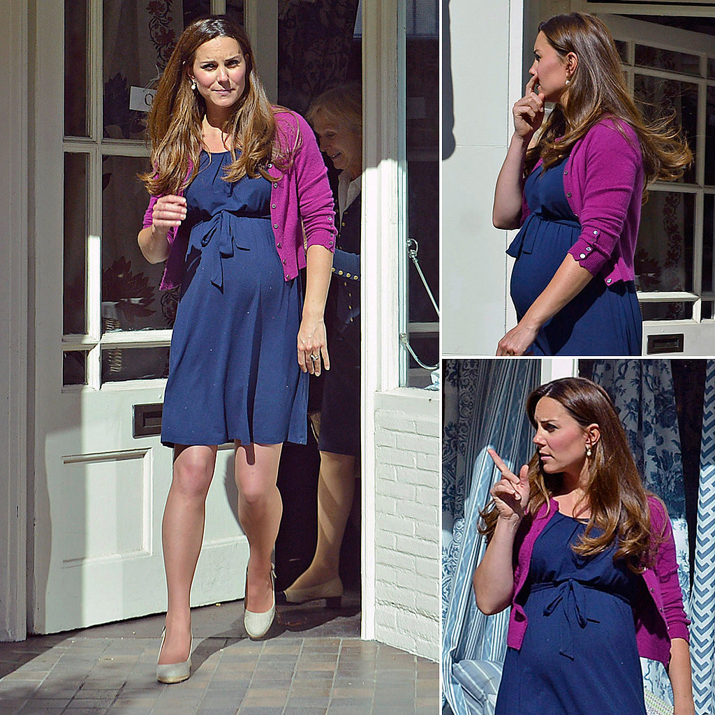 Pregnant-Kate-Middleton-Shopping-London-Pictures